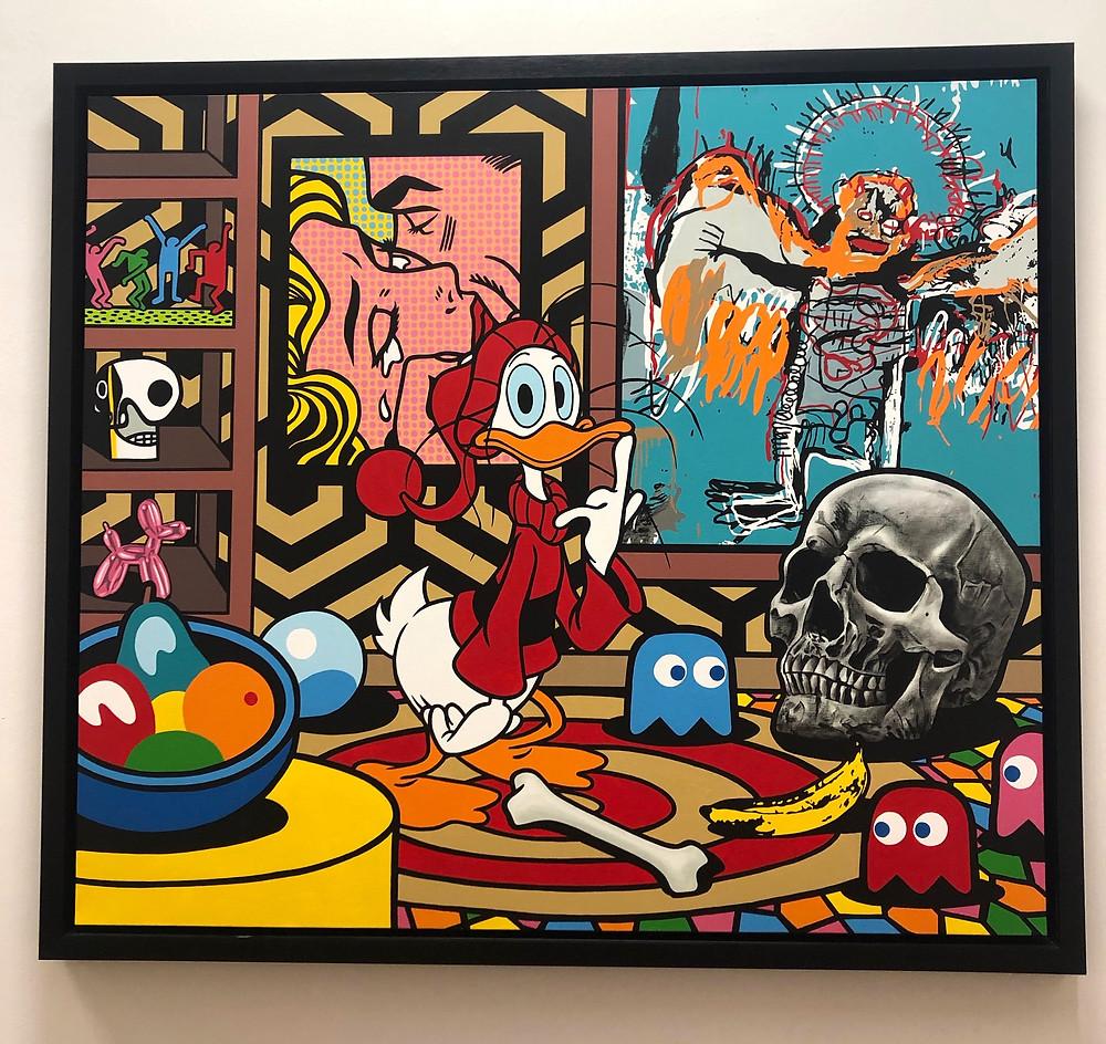 Speedy Graphito 'Mon histoire de l'art'