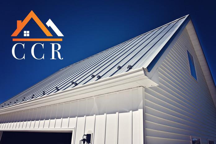 CCR Standing Seam Galvalume Metal Roof