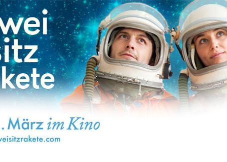 """Kino-Premiere für die """"Zweisitzrakete"""""""