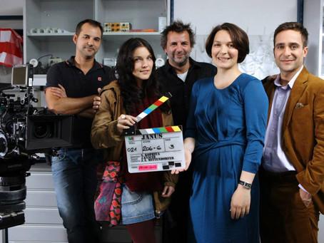 """Drehstart für ORF-Serie """"JANUS"""""""