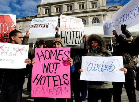 Is Airbnb All Bad?