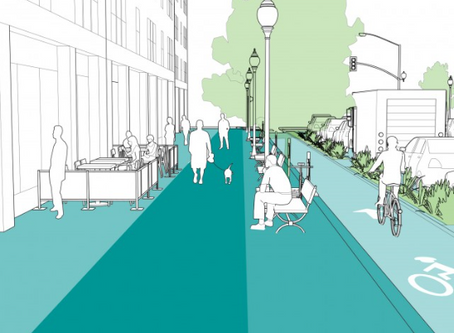 All in the Details: Street Design Guidelines within Transit Oriented Development