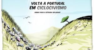 """""""Volta a Portugal em ciclocivismo"""""""