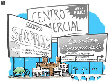 """Marketing territorial vs Marketing comercial"""