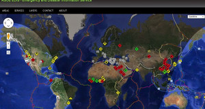 RSOE EDIS | Emergency and Disaster Information Service