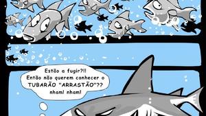 """""""Pesca de arrastão"""""""