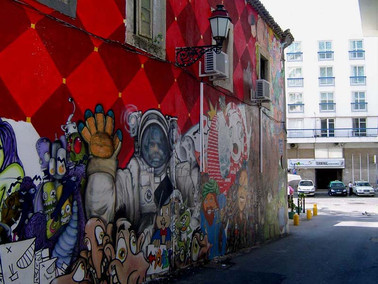 Vandalismo artístico ou Arte marginalizada?