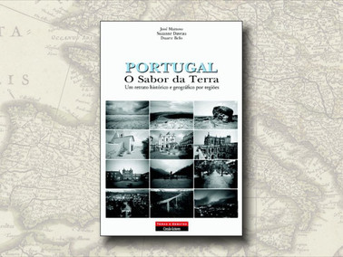 """Portugal – O Sabor da Terra"", de José Mattoso, Suzanne Daveau e Duarte Belo"
