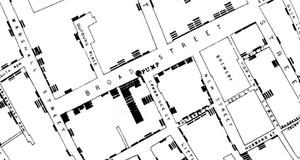 O mapa de John Snow