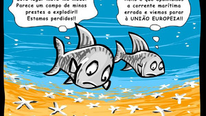 """""""Corrente marítima da UE"""""""