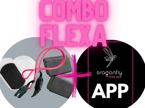 Equipo Flexa+Suscripción anual