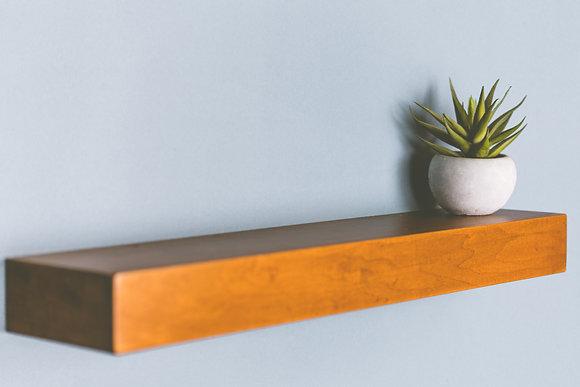 Maple Floating Shelf / Contemporary Design