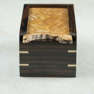 Ebony Jewelry Box