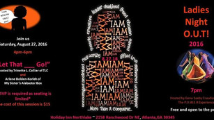I AM... (Original Spoken Word written by Latressa A. Crawford)
