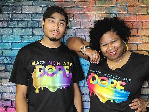 Black Men/Women are D.O.P.E.
