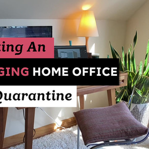 Create an Engaging Home Office