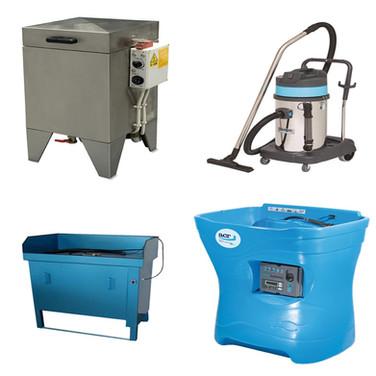 Onderdelen reinigers en Machines