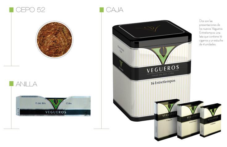 Cepo, anilla y caja de Vegueros Entretiempos