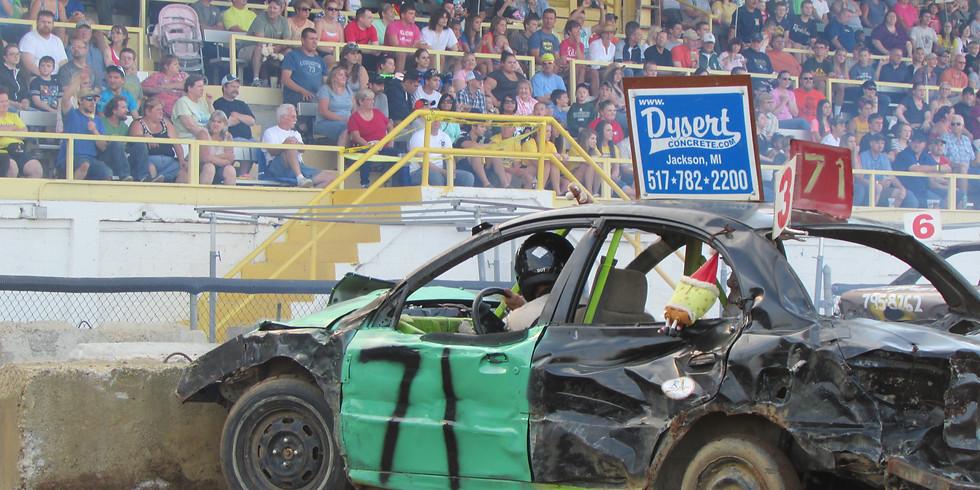 USA Demolition Derby