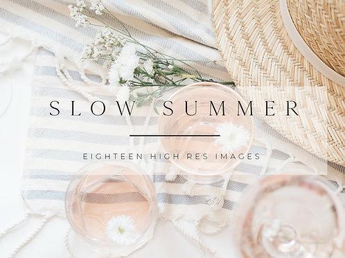 Slow Summer