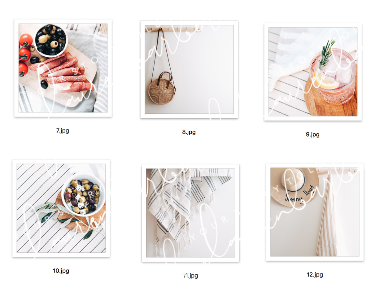 Stock Photo Bundle