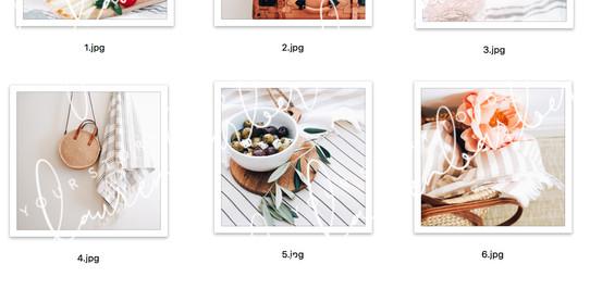 Vacay Stock Photo Bundle