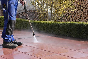 cleaning services san marcos - pressure