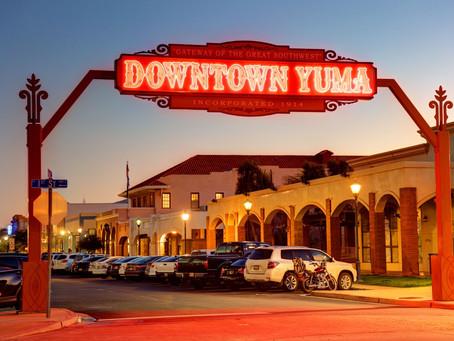 The City of Yuma, Arizona