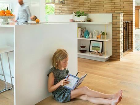 Best Child-friendly Flooring for Homes