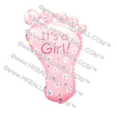 嬰兒腳板 Baby Foot