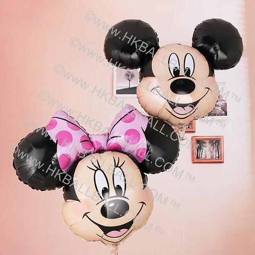米奇/米妮 Mickey/Minnie