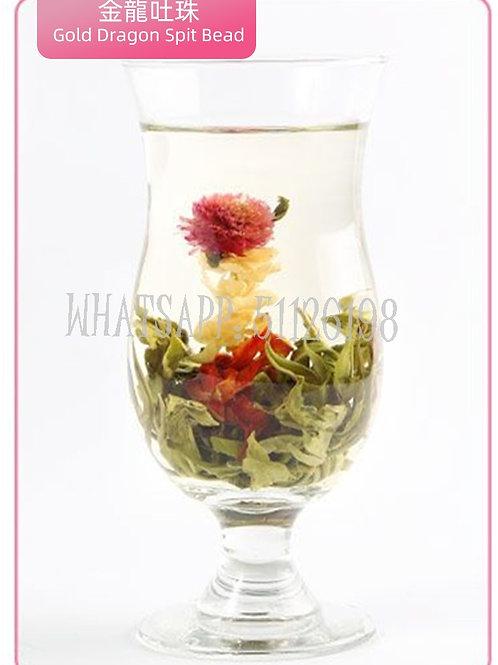 開花茶 BLOOM TEA