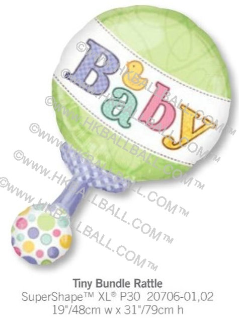 嬰兒搖鈴 Baby Shaker