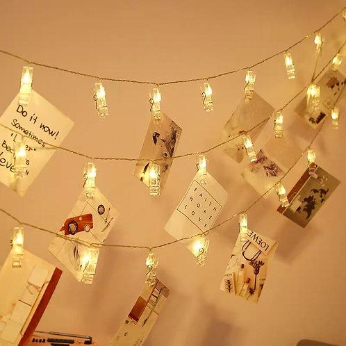 LED燈夾子