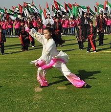 Dubai Tai Chi - Dubai Qigong - Dubai Shaolin Kung Fu - Golden Eagle Martial Arts - Just Breathe The