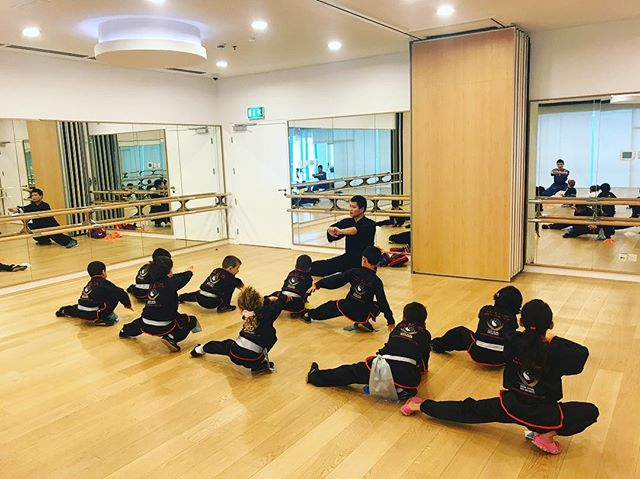 Dubai Kids Kung Fu at AL JALILA CULTURAL CENTER FOR CHILDREN