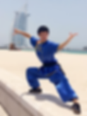 Dubai Tai Chi - Dubai Qigong - Dubai Shaolin Kung Fu - Golden Eagle Martial Arts - Just Breathe The