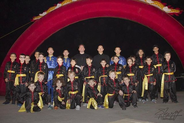 Excellent performance by our Golden Eagle Martial Arts Dubai Students at Jumeirah Golf Estates. Well