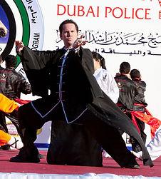Dubai Tai Chi and Dubai Qigong Golden Eagle Martial Arts