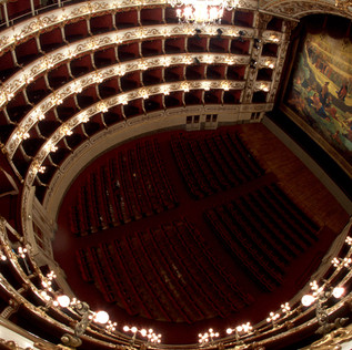 Politeama Theatre, Trieste (Italy)