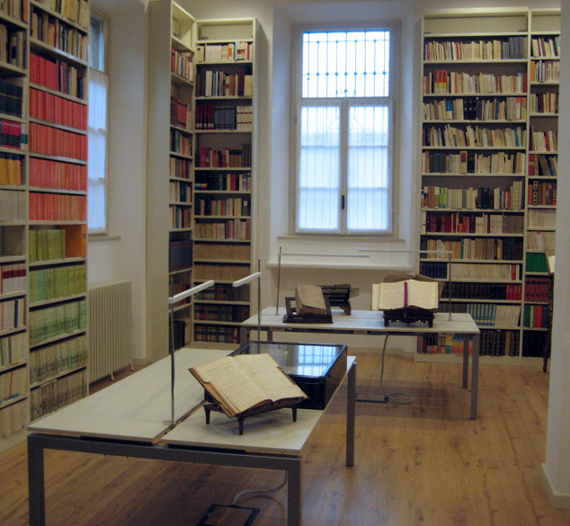 Library, Castellanza, Varese (Italy)