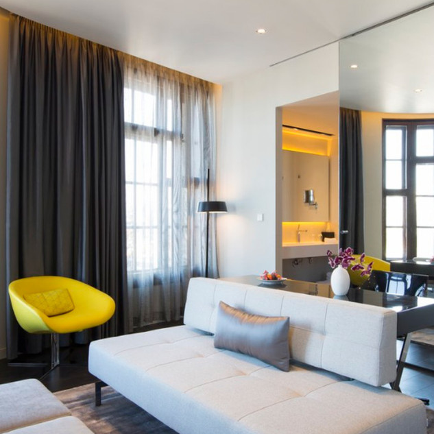 Hotel Art'otel, Amsterdam (Hollande)