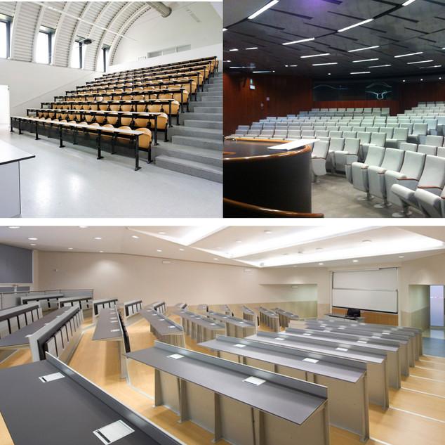 Université, Trente (Italie)