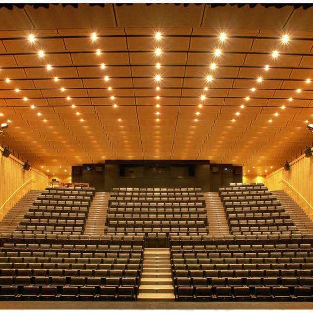 Auditorium MART, Rovereto (Italie)
