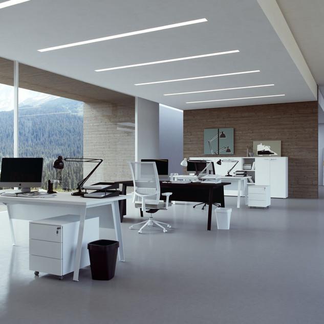 Bureaux, Brescia (Italie)