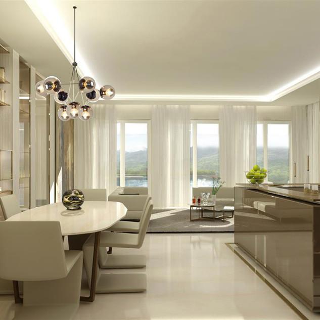 Villa privée, Miami, (USA)