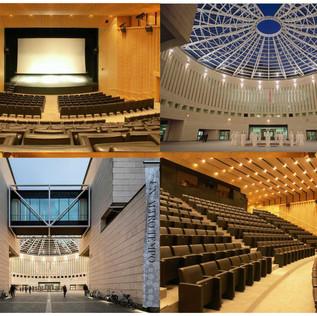 MART Auditorium, Rovereto (Italy)
