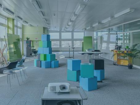 Flexibler Raum für mehr Innovation
