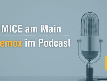 """New Work"" - neue Podcastfolge mit memox"