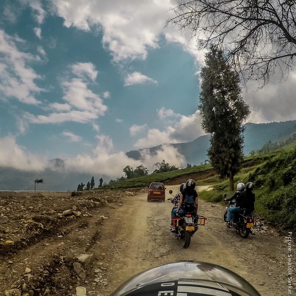 Biking in Sikkim | North Sikkim Travel Blog